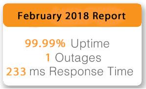 February 2018 Report