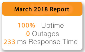 March 2018 Report