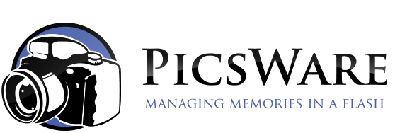 PicsWare | Managing Memories in a Flash